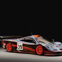 El McLaren F1 GTR Longtail 25R fue restaurado por MSO utilizando piezas OEM de hace 20 años
