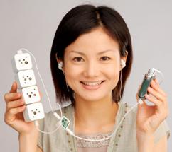 Sony presenta una batería alimentada con glucosa