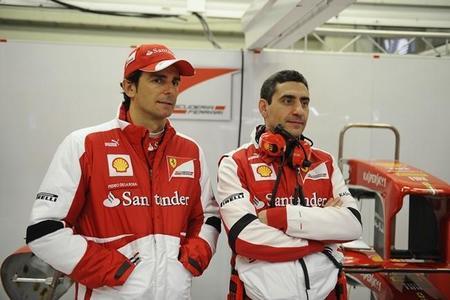 Pedro de la Rosa habría sido el sustituto de Jules Bianchi en Marussia