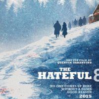 'The Hateful Eight' de Tarantino: nuevos carteles, música de Ennio Morricone y vídeo de la Comic-Con