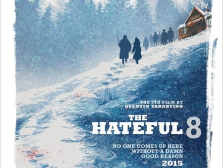 'The Hateful Eight' de Tarantino: nuevos carteles, música de Ennio Morricone y vídeo de la Comic-Con