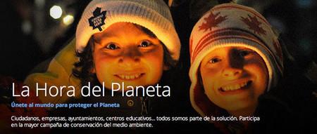 Toyota de nuevo con la Hora del Planeta