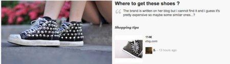 ¿Dónde lo consigo? Where to get it, el buscador para amantes de la moda