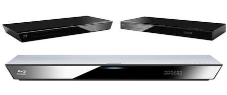 Panasonic presenta sus nuevos Blu-Ray en España