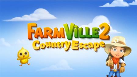 FarmVille 2: Escapada rural, Zynga nos pondrá a cuidar granjas desde nuestros Android