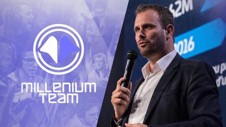 Millenium cesa sus operaciones deportivas para ampliar su apuesta por su web