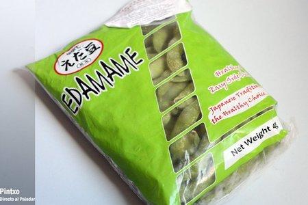 Edamame, ingredientes asiáticos