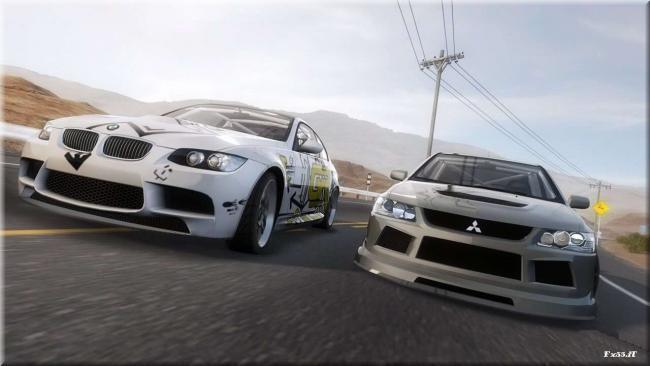 coches corriendo