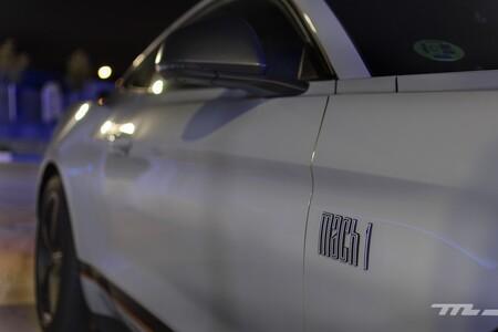 Ford Mustang Mach 1 2021 Prueba 002