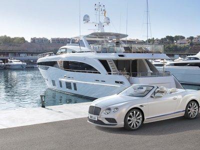 Bentley quiere que lleves un barco sobre ruedas, y por eso ha sacado este despropósito de la opulencia marítima