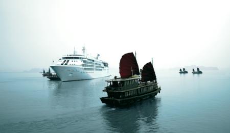 Silversea en China