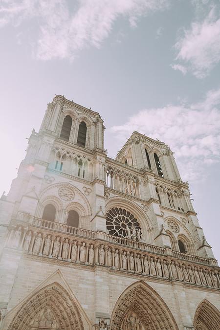 Catedral De Notre Dame Imagenes Antes Del Incendio 15 De Abril 33