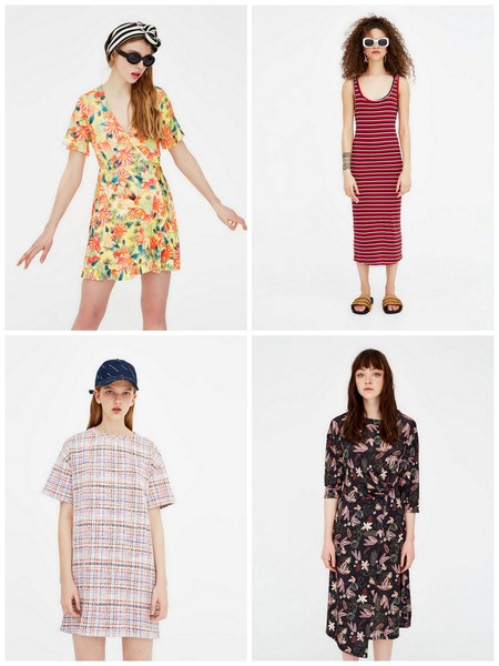 Vestidos Rebajas Pull And Bear