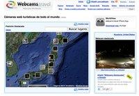 Aplicación para el iPhone que permite ver a través de webcams rincones del mundo