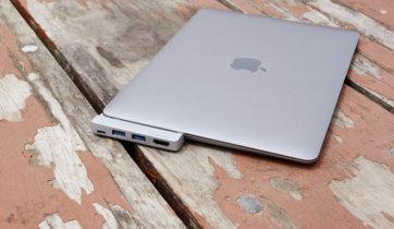 Si el puerto USB-C del nuevo Macbook te sabe a poco, aquí tienes una excelente solución