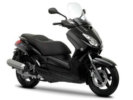 Yamaha T-MAX 125 2009
