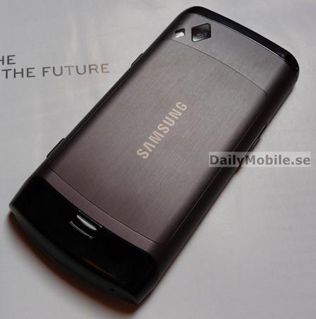 Samsung s8500 Wave, primeras imágenes