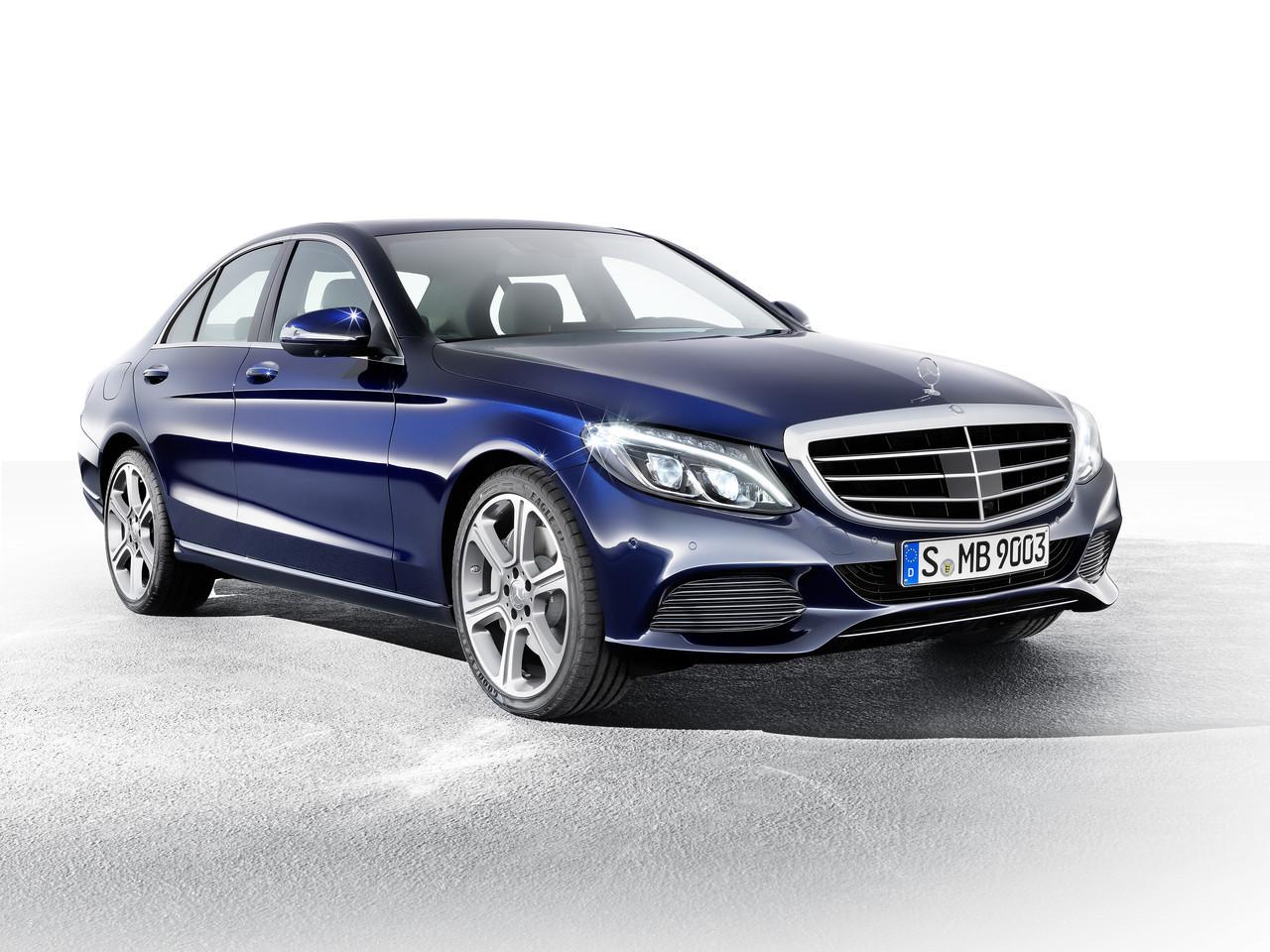 Foto de Mercedes-Benz Clase C 2014 (1/110)