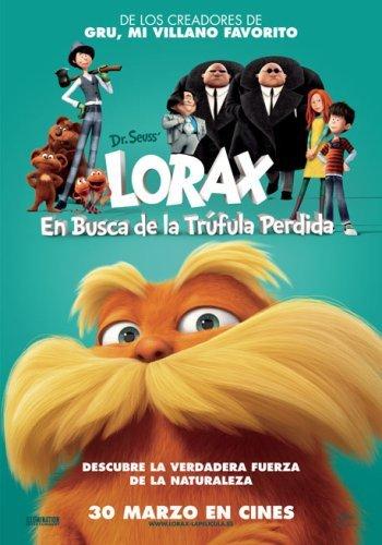 Póster español de Lorax