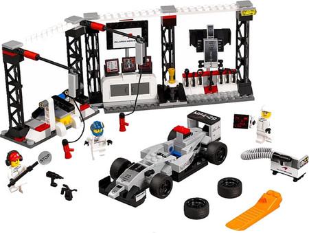 Lego Mercedes McLaren