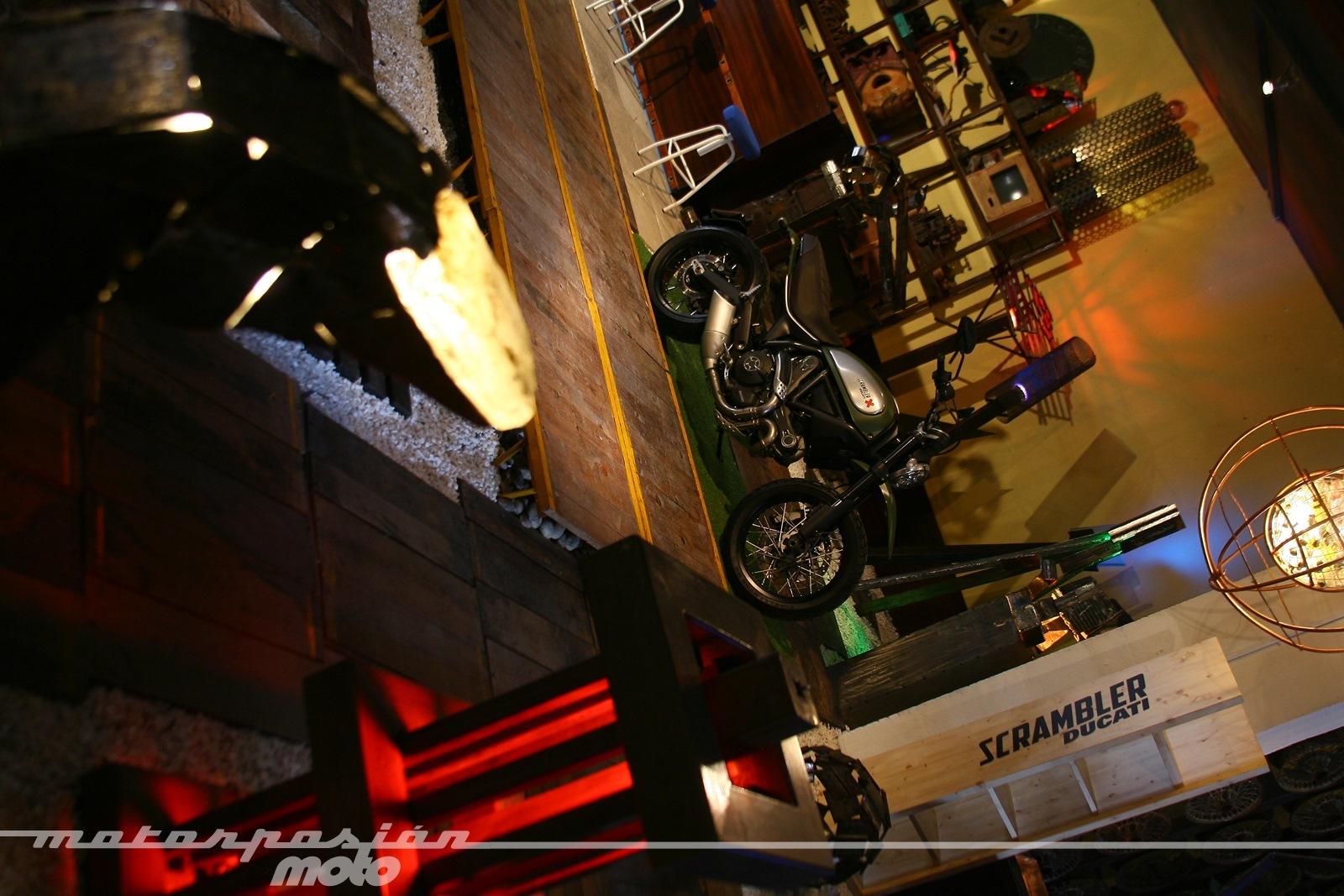 Foto de Ducati Scrambler, presentación 1 (61/67)