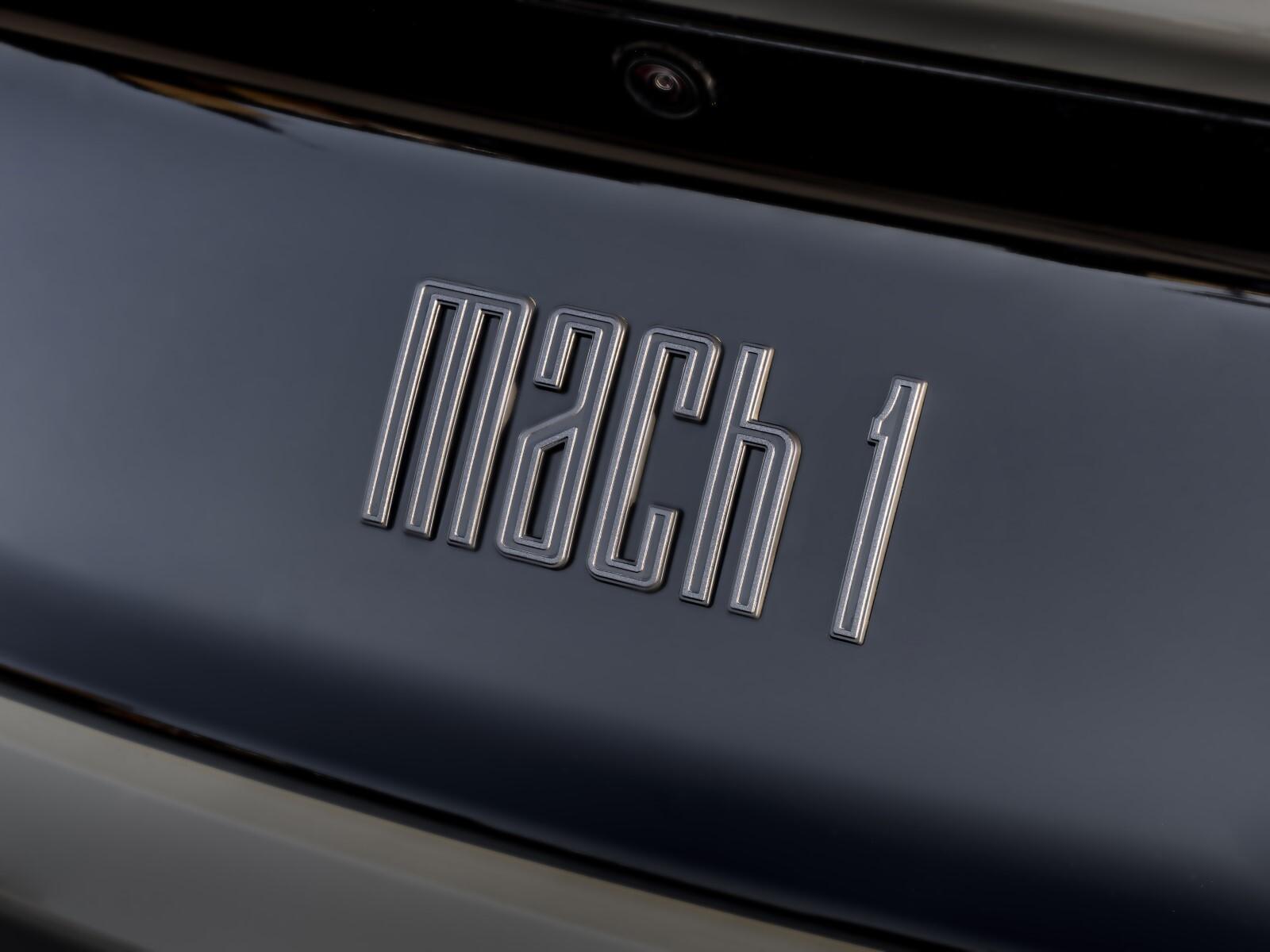 Foto de Ford Mustang Mach 1 2021 (8/13)