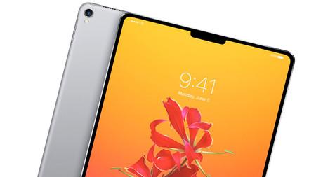 """Un iPad """"sin marcos"""" y con FaceID sería parte del hardware que Apple presente en su keynote del WWDC 2018"""