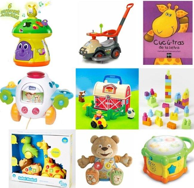 Regalos Para Bebe Un Ano.Gift Ideas For Family Regalos Para Ninos De 6 Anos