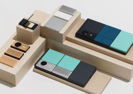 Project Ara, así luce la primera versión del teléfono modular de Google