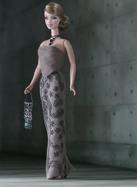 Barbie desfila en la Semana de la Moda Nueva York