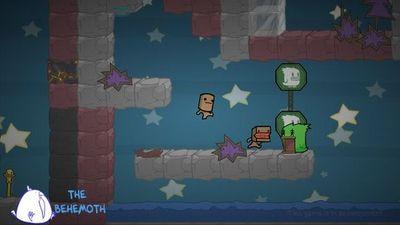En 'Battleblock Theater' podremos desbloquear más de 200 personajes a lo largo de más de 200 niveles. ¡Ahí es nada!