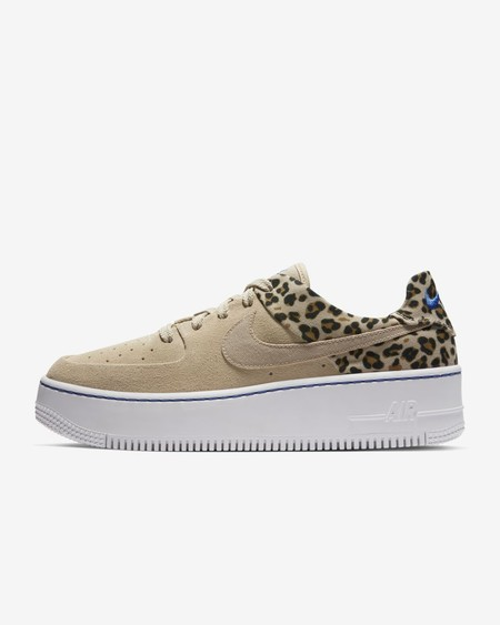 Air Force 1 Sage Low Animal Zapatillas X1jnt3