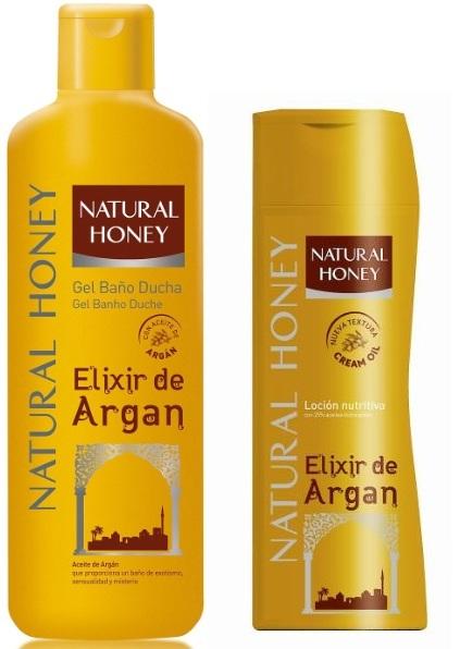 argán honey