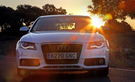 Audi A4 Advanced Edition
