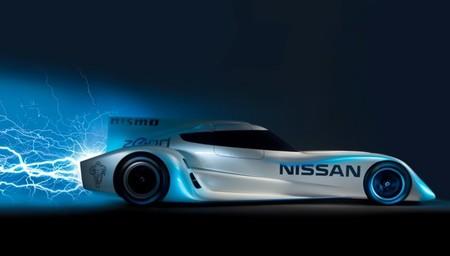 Nissan ZEOD RC, bólido eléctrico a más de 300 km/h para Le Mans 2014