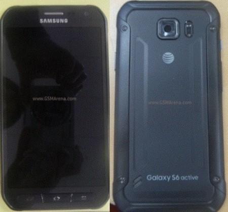 Galaxy S6 Active Filtrado