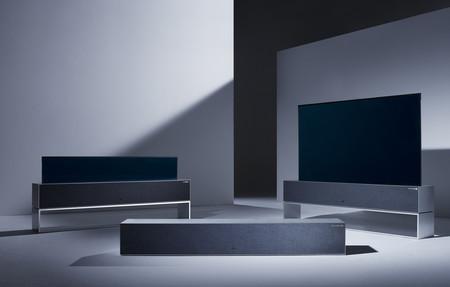 LG Signature OLED TV 65R9: el primer televisor enrollable del mercado ya está listo y promete cambiar las reglas del juego