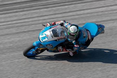 Sergio Garcia Silverstone Moto3 2019