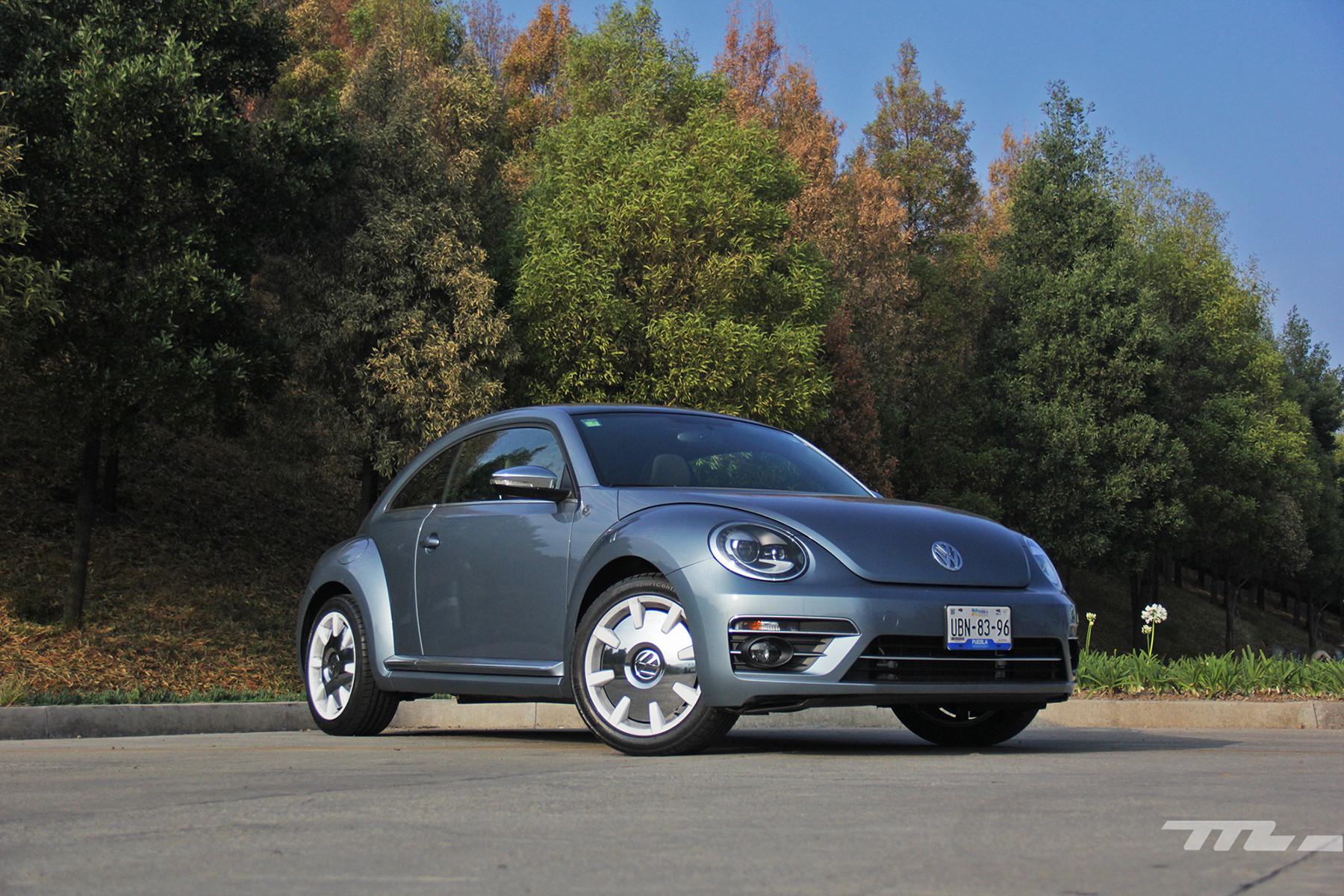 Foto de Volkswagen Beetle Final Edition 2019 prueba (24/25)
