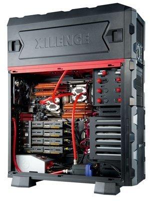 Xilence ya tiene nuevas cajas de alta gama