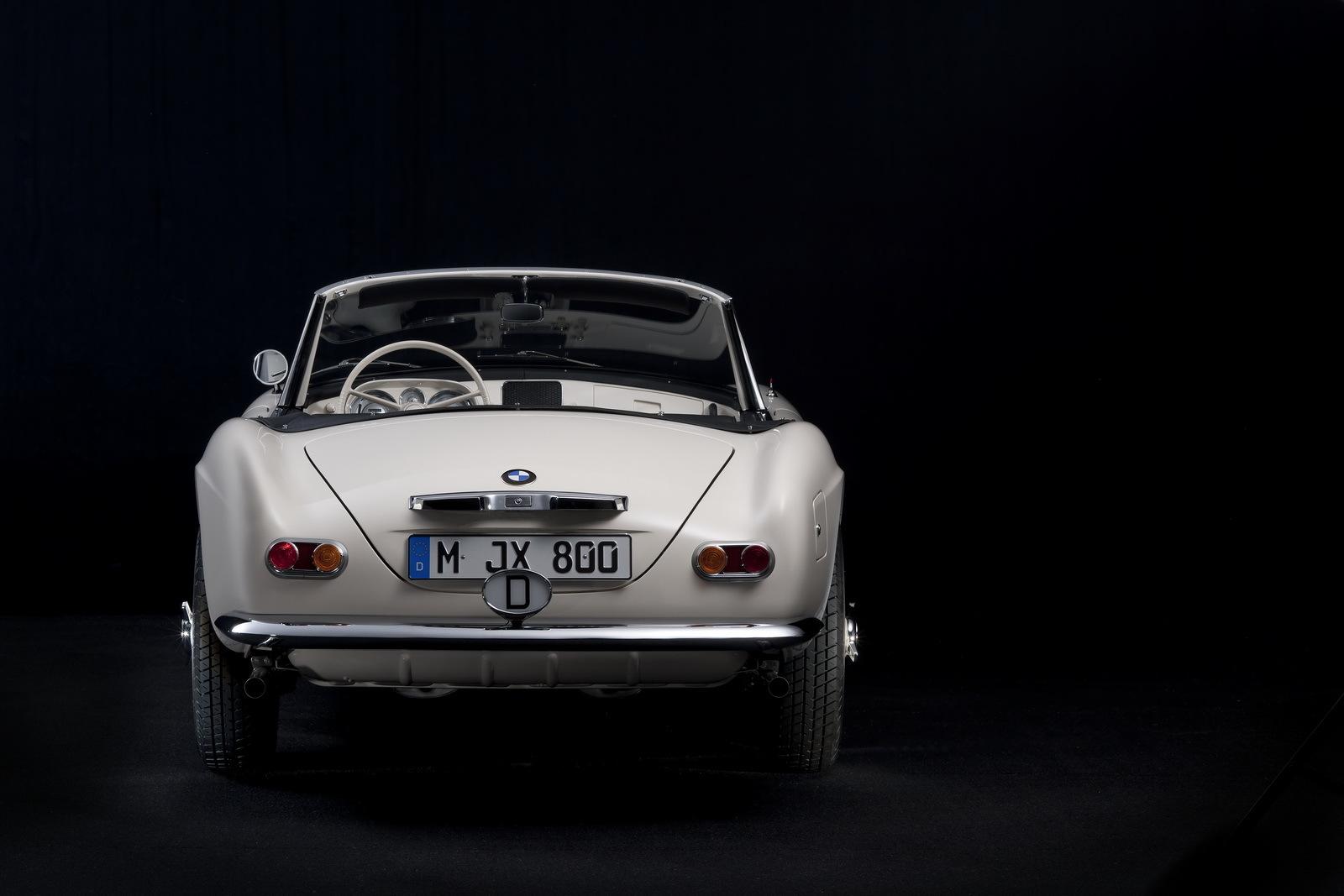 Foto de BMW 507 de Elvis Presley (107/121)