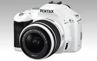 Pentax K-m, ahora en sorprendente color blanco