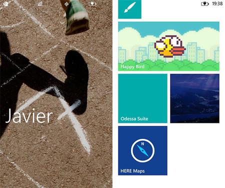 Rincón infantil de Windows Phone: cómo estar tranquilos mientras los pequeños juegan
