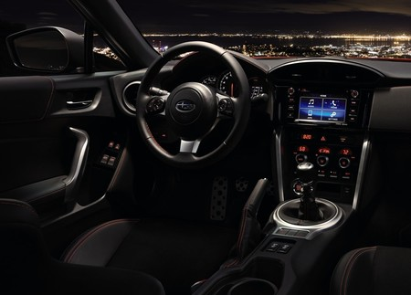 Subaru Brz 2017 1600 0f