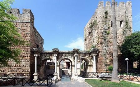 Antalya Hadrian S Gate