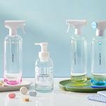 ¿Cómo reducir tu huella ecológica? Añadiendo agua, la última tendencia en limpieza y cosmética