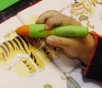 El bolígrafo que lee libros para los niños
