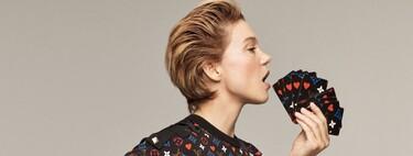 Louis Vuitton juega con la moda y con Léa Seydoux en su colección más colorida