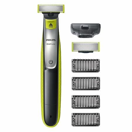 La afeitadora y recortadora Philips OneBlade Shaver QP2530/30 puede ser nuestra por 34,90 euros gracias a Amazon