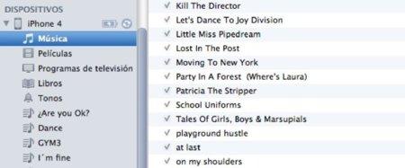 Pequeñísima pero gran mejora incorporada en iTunes 10